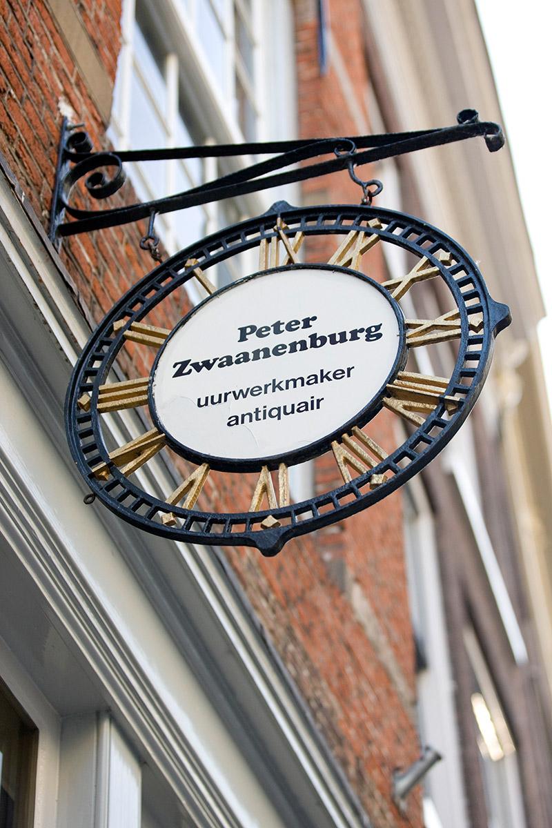 Peter Zwaanenburg - Winkel gevel